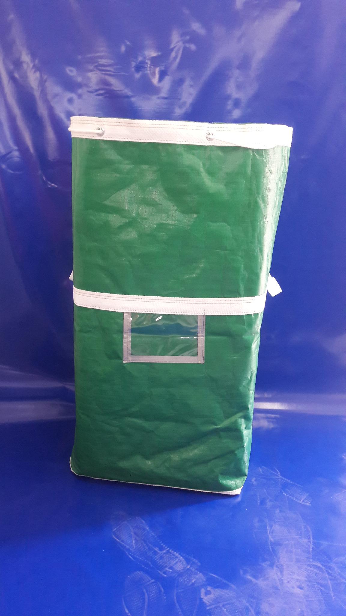 Tekstil Taşıma Torbası Yeşil