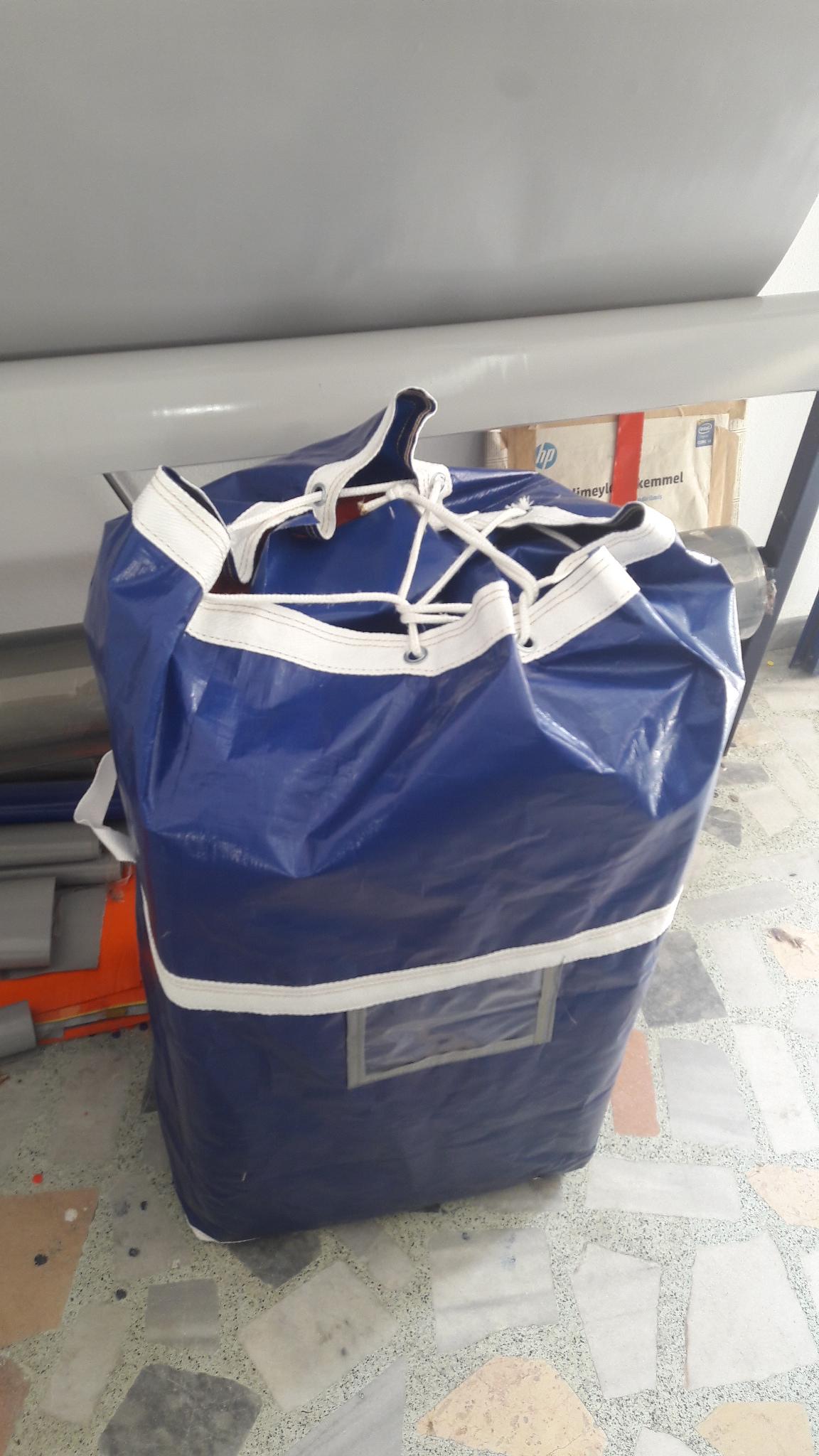 Branda Tekstil Taşıma Torbası